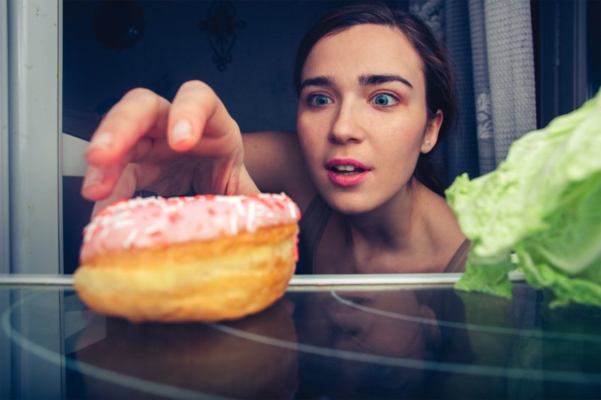 Befolge diese 9 Regeln, wenn du ohne Hunger abnehmen willst