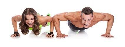 Bauch weg Übungen für zuhause